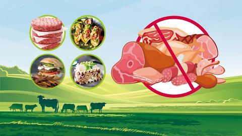 潮食植物肉 未來糧食新趨勢