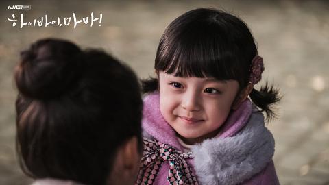 【再見媽媽又再見】金泰希劇中超萌5歲女兒備受關注 「大眼妹」童星原來是男生