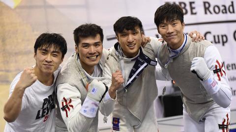 【On Call 36小時】昔日TVB童星吳諾弘棄讀男拔 做全職劍擊手為港奪奧運資格