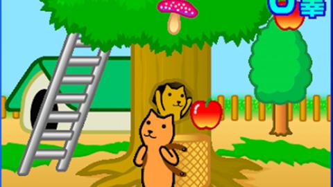 童年回憶橙色貓咪Kutar線上遊戲!拔蘿蔔/接蘋果/飲牛奶款款經典
