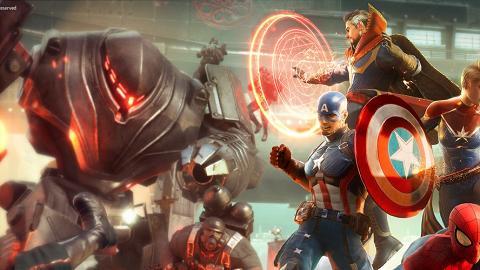 【手遊】Marvel RPG手遊《MARVEL Future Revolution》開放式世界齊集超級英雄