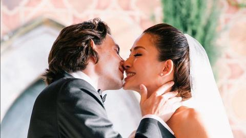 周汶錡法籍老公背妻偷食被斷正 Kathy開腔暗示原諒丈夫:仍然相信「愛」