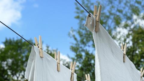 潮濕天氣令衣物難乾兼有異味 日本家務達人傳授7個室內晾衫貼士