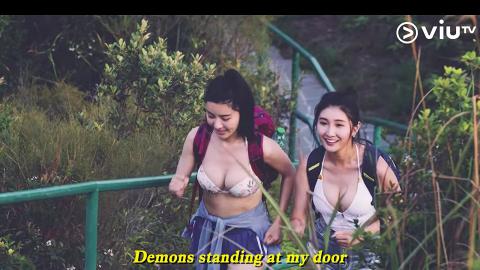 【美女郊遊遊】號稱首個只著三點式行山節目 ViuTV性感預告震撼網民引熱議