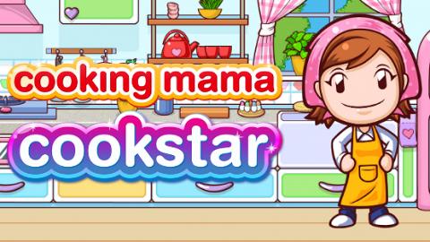 【Switch】《Cooking Mama:Cookstar》屋企解悶玩 體感煮80款新菜式+雙人對戰