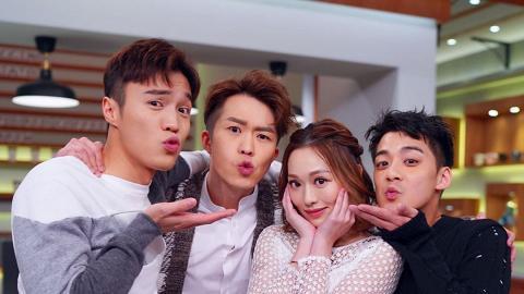 馮盈盈與醫生舊愛分手後傳暗撻TVB男主播 被指與鄭衍峰上節目公然傳情