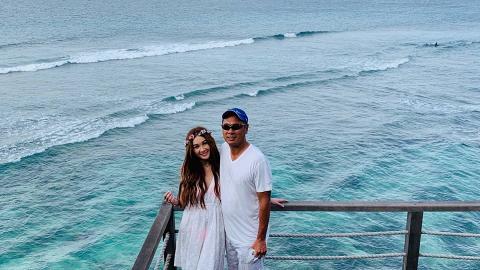 溫碧霞從木屋搬到清水灣2千呎豪宅 家中花園具海島風情 設私人按摩池坐擁海景