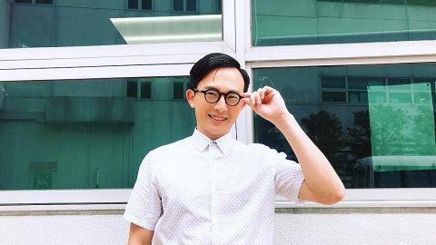 【開心速遞】金城安同學書蟲原來係14年港姐冠軍男友 曾為郭富城排頭位伴舞