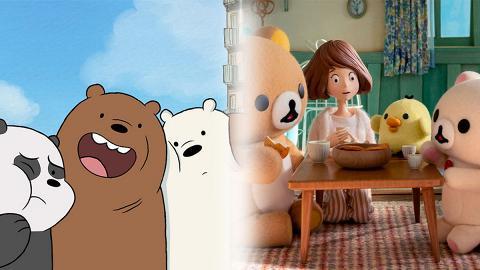 9大Netflix輕鬆治癒卡通動畫推介!熊熊遇見你/輕鬆小熊與小薰/波士BB/憤怒鳥