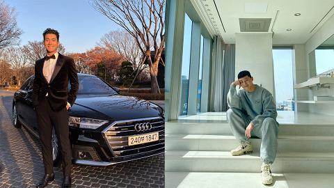 戲裏戲外都是完美筍盤王!細數7位在現實中同樣是高富帥的韓國男星