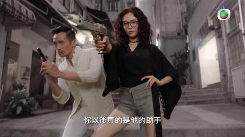 李佳芯倉底劇《殺手》6月終出街兼首唱插曲 TVB一個原因決定Ali能否走出雪櫃
