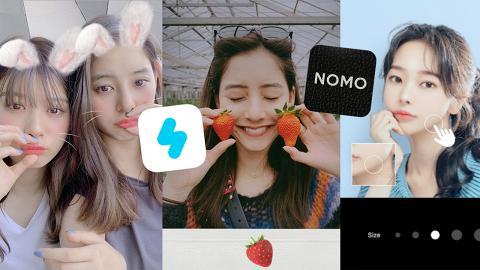 【修圖app】日本女生愛用的執相App大公開!粉色/復古濾鏡、美肌瘦臉、P走路人