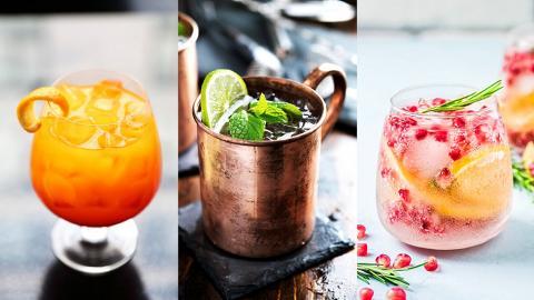 Stay Home吹水會!超簡易4款Mocktails(附材料購買點,一秒變Cocktails大法)