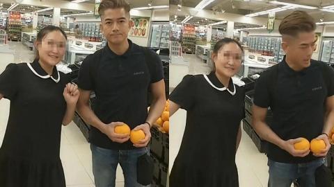 大媽超市野生捕獲郭富城買橙 城城被要求連環合照表情無奈