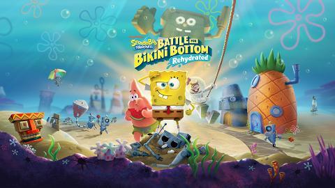 【Switch遊戲】海綿寶寶遊戲6月推出!變身海綿寶寶/派大星為比奇堡而戰