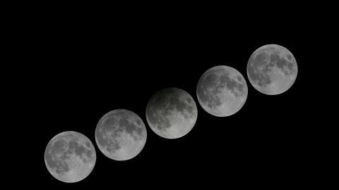 【天文現象2020】6月上演2大天文現象!半影月食/罕見日環食 錯過隔195年再現
