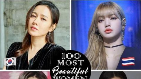 【百大美女排行榜2020】Blackpink全員躋身前十 《愛的迫降》孫藝珍空降冠軍
