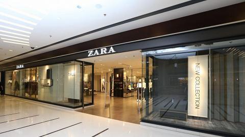 ZARA母公司計劃於全球關閉1200實體店 首季虧損過4億歐元