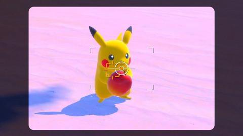 【Switch遊戲/手遊】Pokemon Smile、寶可夢隨樂拍新遊戲 刷牙/影相捕捉小精靈