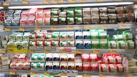 市面有牛奶含高達7種添加劑有機會引致腹瀉 一文睇清17款不含添加劑奶類產品