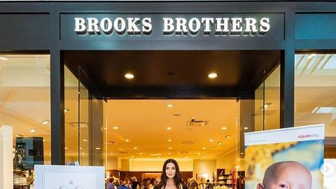 美國老字號品牌Brooks Brothers宣佈破產 擁200年歷史 被譽為美國總統御用品牌