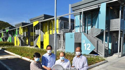 政府竹篙灣檢疫中心預計7月底提供約800個隔離單位(附香港4大隔離營使用情況)