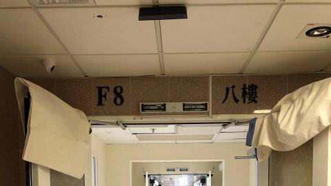 【新冠肺炎】瑪嘉烈醫院確診者求醫時拉低口罩打噴嚏 醫院護士被噴中需檢疫