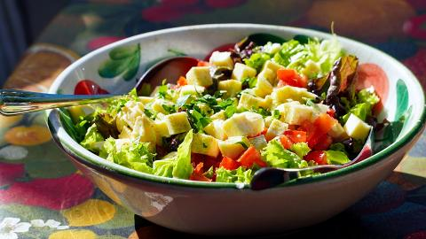 市面10款高脂沙律醬卡路里排名 2湯匙已等於半碗白飯 沙律小心越食越肥!