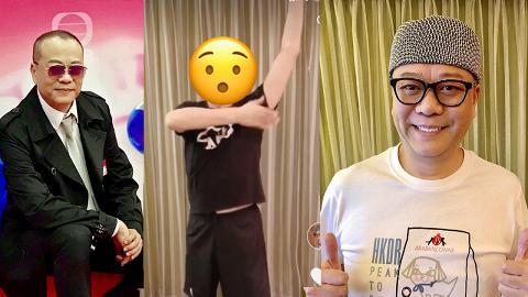 歐陽震華離巢TVB後拍片教養生 身型暴瘦引來網民關注擔心