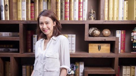 朱千雪即將完成大律師實習投身法律界 仍有TVB合約在身對幕前工作隨緣