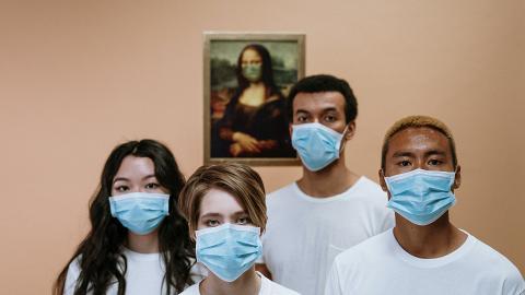【新冠肺炎】生得高易感染新冠肺炎病毒!英國研究:身高6呎者中招機會高1倍