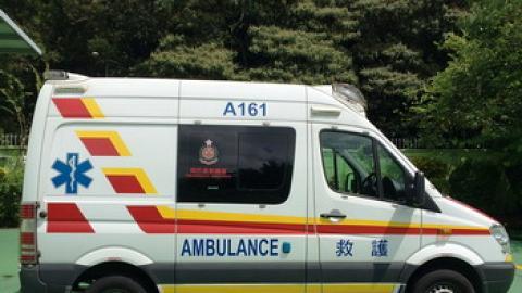 救護員連踩15小時飯都冇得食 斥市民濫用救護車當免費的士:臨天光先合埋眼唞