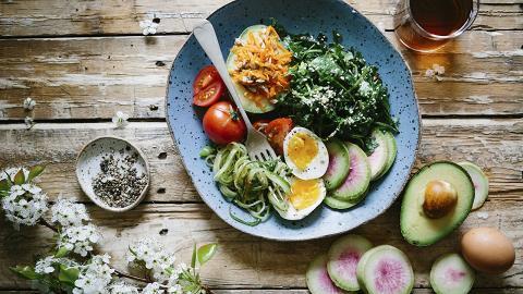 營養師推介5款零卡路里沙律醬 減肥恩物!食沙律落醬汁都唔怕肥