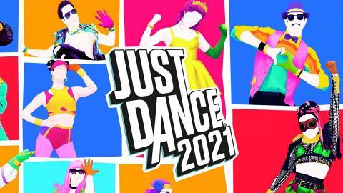 【Just Dance2021】《舞力全開2021》11月推出 超過40首新歌+快速模式新玩法