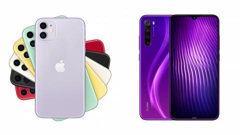 2020上半年智能手機銷量排名出爐 Apple iPhone穩佔5位!冠軍售出3770萬部