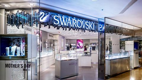 Swarovski傳關閉3000間分店 銷售額大跌20億歐元、裁員6000人