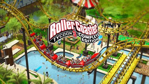 【PC/Switch遊戲】《模擬樂園3完全版》9月推出 加入水上樂園/野生動物園打造遊樂場