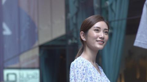 【我要做業主】19年港姐蔡嘉欣嘆藝人收入不穩買樓難過壓測 網民直言:你啲手袋夠俾首期