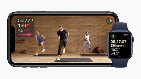 Apple Fitness+個人化健身計劃登陸Apple Watch!6大服務重點、10種訓練類型