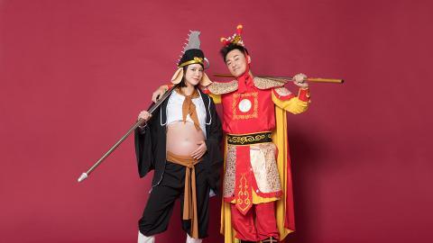 太太張馨月誕下BB!40歲林峯宣布做爸爸:我會用生命去守護和珍惜