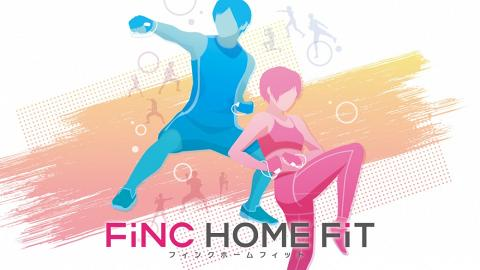 【Switch遊戲】《FiNC HOME FiT》拳擊運動遊戲10月推出60種健身訓練在家打機做運動燒脂