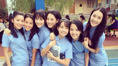 【女人俱樂部】M Club少女6年後各有發展 細數7大女演員近況 有3位已做幸福人妻