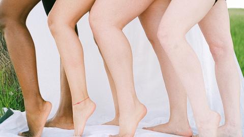 腿粗未必唔健康!美國心臟協會研究:腿部多脂肪患高血壓風險低61%