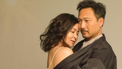 蘇玉華潘燦良拍拖24年突簽字成夫婦 原來因一位朋友激發結婚念頭添名份