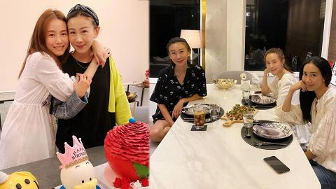 Cookies前成員慶祝好姊妹鄧麗欣生日 區文詩細屋換大屋 一個人住3千萬西半山豪宅曝光