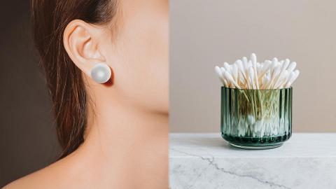 用棉花棒清潔耳垢小心愈清愈傷!耳鼻喉科專家建議2個正確耳垢清潔方法 乾耳/油耳適用
