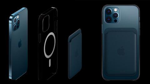 蘋果Apple iPhone 12系列手機或導致門卡消磁 官方建議用MagSafe銀包