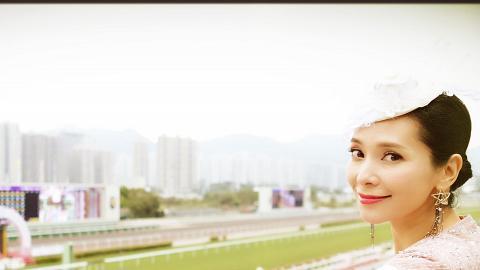 46歲郭羨妮自豪大曬女兒最靚側面 完美複製媽媽深邃輪廓網民大讚:基因很強大