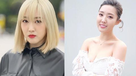 29歲林秀怡疑被TVB雪藏一年多終獲解凍 IG宣布即將拍新劇公開新角色金毛造型