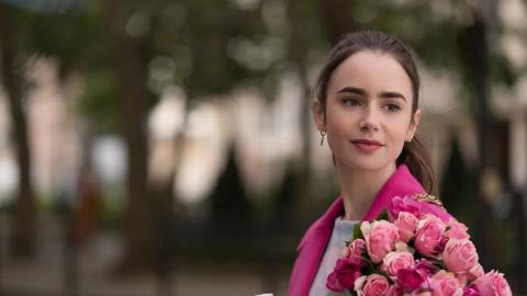 【艾蜜莉在巴黎】Netflix開拍《Emily in Paris》第2季 Lily Collins、Lucas Bravo明年回歸